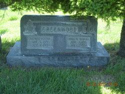 Emma <I>Burgon</I> Greenwood
