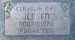 Clayolia M Jensen