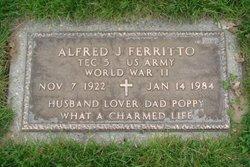 Alfred J Ferritto