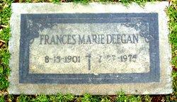 Frances Marie Deegan