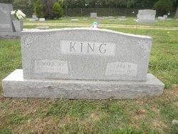 Cora M King