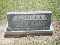 Maud E. Aldriedge