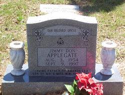 Jimmy Don Applegate