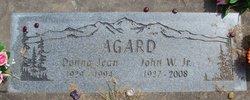 John W Agard, Jr