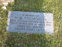 William M. Edgemon, Jr