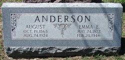 Emma Eugenia <I>Beal</I> Anderson