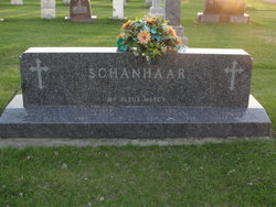 Sgt Edward Clemens Schanhaar