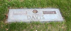 Eva A. <I>Bartz</I> Davis