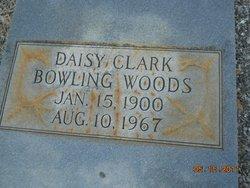 Daisy Clark <I>Bowling</I> Woods