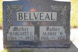 Margaret Clay <I>Jackson</I> Belveal
