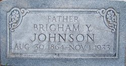 Brigham Young Johnson