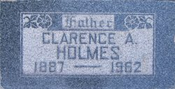 Clarence Alonzo Holmes