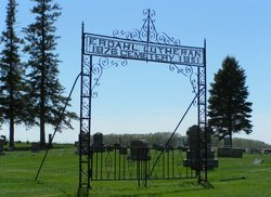 Erdahl Lutheran Cemetery