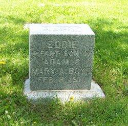 """Edward James """"Eddie"""" Boyd"""