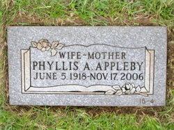Phyllis Arlene Appleby