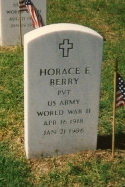 Horace E Berry