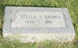Stella V <I>Walters</I> Brown