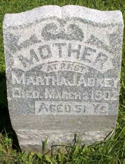 Martha Jane <I>Lewis</I> Abney