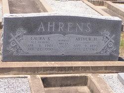 Laura K <I>Dearing</I> Ahrens