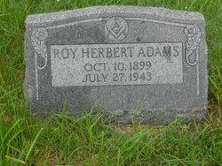 Roy Herbert Adams