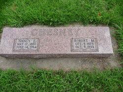 Nancy E. <I>Wooldridge</I> Chesney