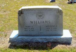 Wintford Ransel Williams