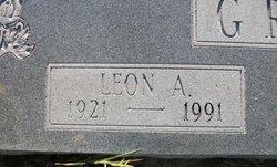Leon Alexander Gray