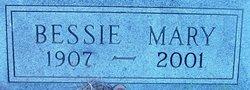 Bessie Mary <I>Darby</I> Abel