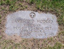 Pvt James Leo Hodges