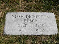 Noah Dickerson Black