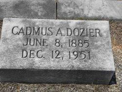 Cadmus A Dozier