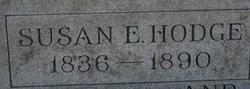 Susan E <I>Hodge</I> Lisman