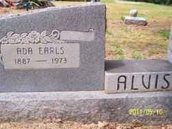 Ada Belle <I>Earls</I> Alvis