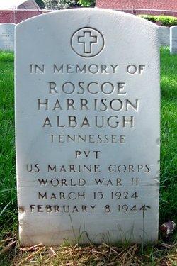 Roscoe Harrison Albaugh