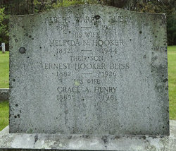 Grace A. <I>Henry</I> Bliss
