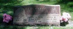 """Anton """"Slim"""" Adamic"""