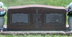 John Joseph Adamic, Jr