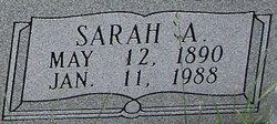 Sarah A <I>Whited</I> Smith