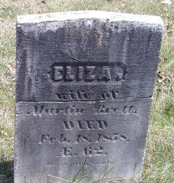 Elizabeth <I>Stevens</I> Brett