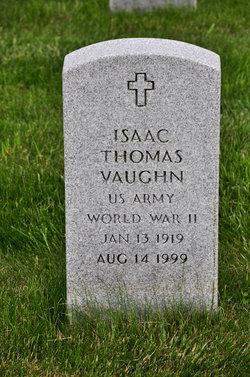 Isaac Thomas Vaughn
