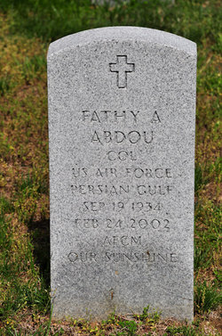 Fathy A. Abdou