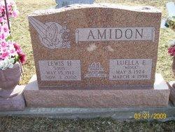 """Luella Earnstine """"Midge"""" <I>Studer</I> Amidon"""
