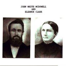 Rev John White McDowell