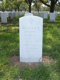 William P Bright