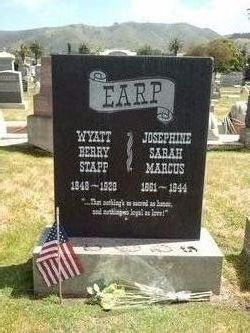 Image result for wait earp tomb