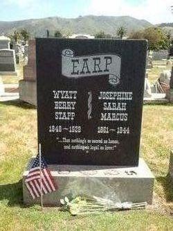 Image result for wait earp tomb