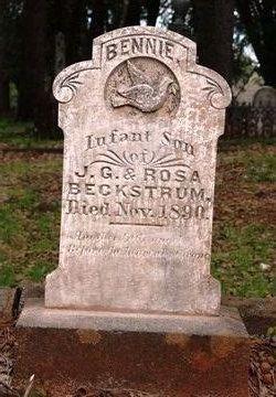 """Ben """"Bennie"""" Beckstrum"""