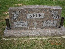 Mildred Pauline <I>Redden</I> Self