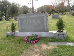 Mildred <I>Lewis</I> Allen