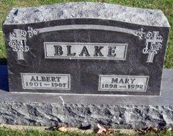 Albert J Blake
